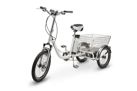 PET SCOOTERS 36V10Ah 500W Lithium Powered Electric Tricycle Bicycle - Buy Online