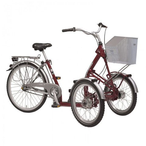 Pfiff Capo 20/26 3 Speed Adult Tricycle