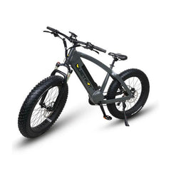 2018 Quietkat Fatkat Predator 48V 750W Fat Tire Electric Bike, 18QKM1000CCHM - Buy Online