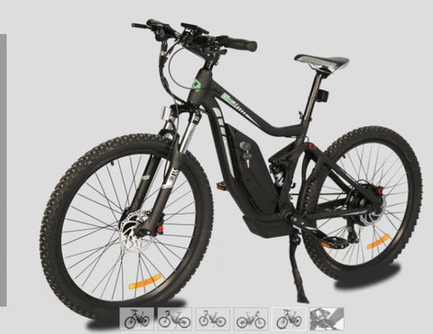 E-GO TRONADA26(COLORADO) 500W 48V 10Ah Electric Mountain Bicycle - Buy Online