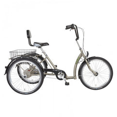 Pfiff Comfort 24 7 Speed Adult Tricycle - Buy Online