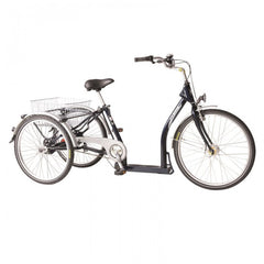 "Pfiff Classic Nexus 3 24"" Wheels Step-Through Adult Tricycle"