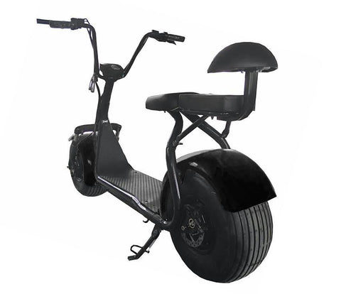 Go-Bowen Commuter 1000 Watt Steel Lithium Electric Scooter - Buy Online