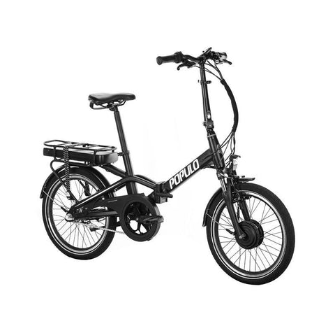 Populo Curve 350W 36V Folding Electric Bike - Buy Online