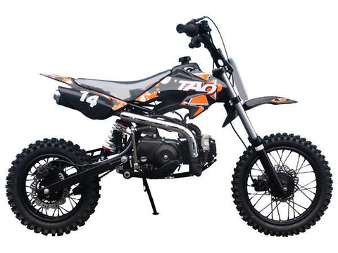 TaoTao DB14 110CC Semi-Automatic Kids' Off-Road Dirt Bike - Buy Online