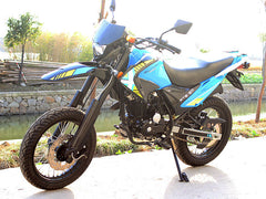 Dongfang Motor 250CC Off-Road Gas Dirt Bike DF250RTE-B - Buy Online