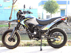 Dongfang Motor 250CC Off-Road Gas Dirt Bike DF250RTE-B