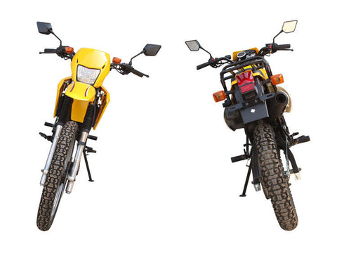 Dongfang Motor 250CC Off-Road Gas Dirt Bike DF250RTE - Buy Online
