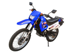 Dongfang Motor 250CC Off-Road Gas Dirt Bike DF250RTE