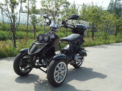 Dongfang Motor 50CC Gas Trike Tricycle DF50TKC