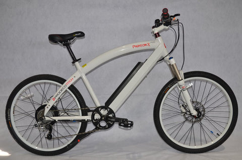 PRODECOTECH PHANTOM X RS V5 36V 600W 9 Speed Electric Bicycle - Buy Online