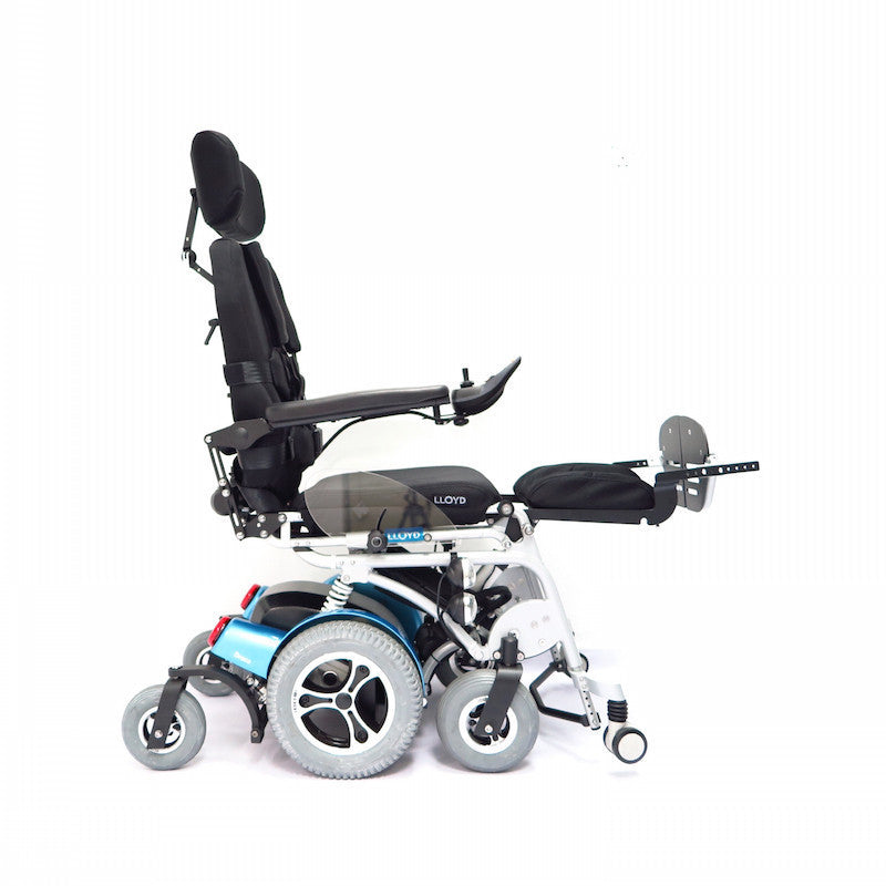 f27cffe00429 Wheelchair 88 Draco Standing Power Electric Wheelchair