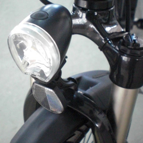 E-GO BIKE USA Bicycle Head Light For Flash/Seagull With Dry Cell - Buy Online