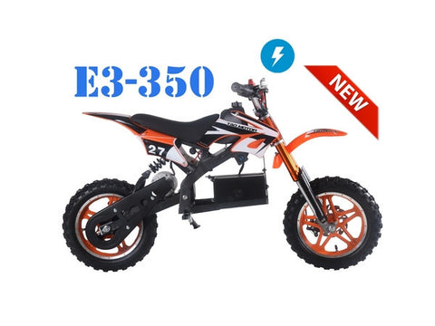 TaoTao USA E3-350 Kids Electric Dirt Bike - Buy Online