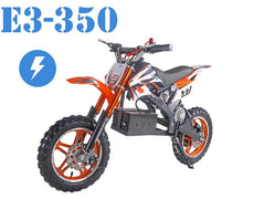 TaoTao USA E3-350 Kids Electric Dirt Bike
