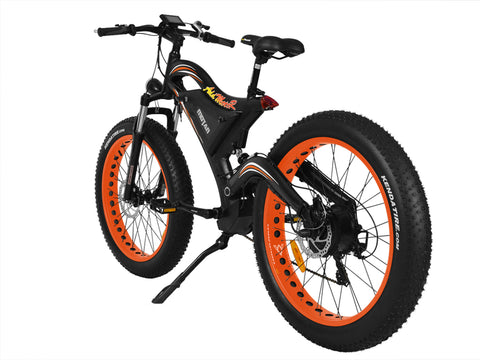 Addmotor Motan M-850 P7 750W 48V Fat Tire Electric Bike - Buy Online