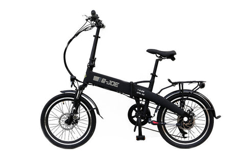 2016 E-JOE EPIK SE - Rust Resistant Folding Compact Electric Bicycle 36v 350W - Buy Online