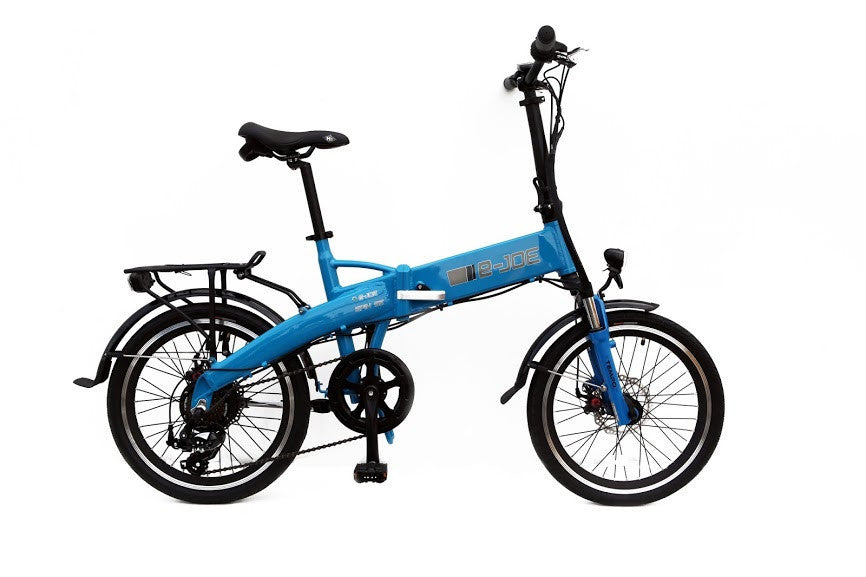 E Joe Epik Se 48v 500w 10 4ah Folding Electric Bicycle
