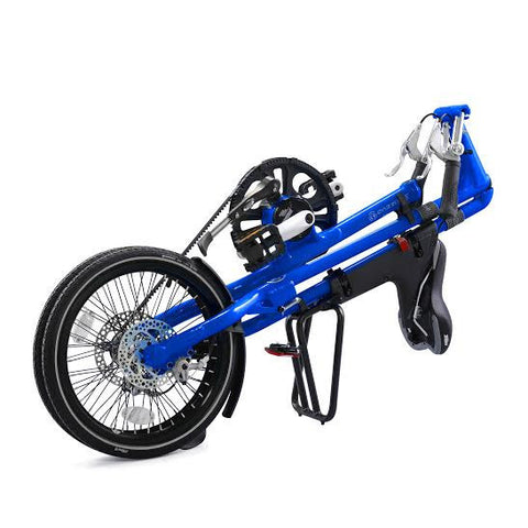 Strida Evo Compact Folding 3 Speed Bike - Buy Online