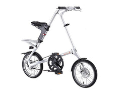 Strida Evo Compact Folding 3 Speed Bike