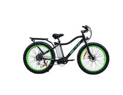 BIG CAT FAT CAT 350W Lithium Powered Electric Bicycle - Buy Online
