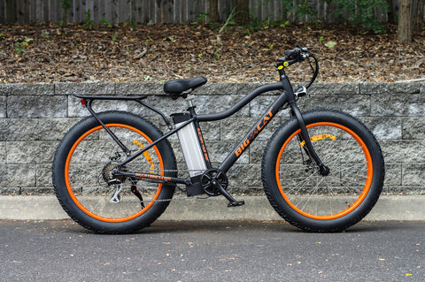 BIG CAT FAT CAT XL 500W Lithium Powered Electric Bicycle - Buy Online