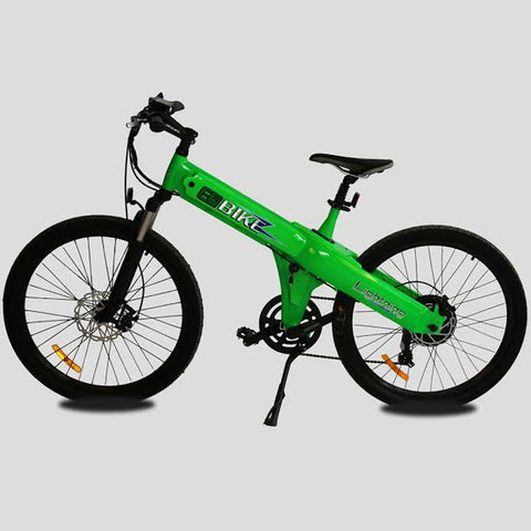 "E-GO Flash 26"" 500W 48V 10Ah Samsung Lithium Powered Electric Bicycle - Buy Online"