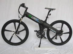 "E-GO Flash 26"" Magnesium(MAG) 36V 10Ah Alloy Wheel 500W Electric Bicycle - Buy Online"