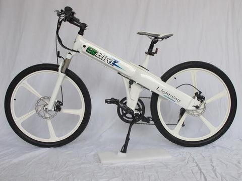 "E-GO Flash 26"" Magnesium(MAG) 48V 10Ah Alloy Wheel 500W Electric Bicycle - Buy Online"