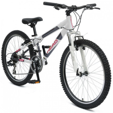 "Head Beyond G24 Mtb 24"" 21 Speed Kids' Mountain Bike - Buy Online"