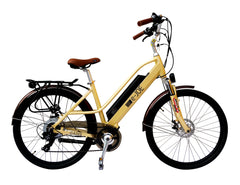 E-JOE GADIS 500W 48V Lithium Long Range Electric Commuter Bicycle
