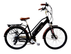 E-JOE GADIS 500W 48V Lithium Long Range Electric Commuter Bicycle - Buy Online