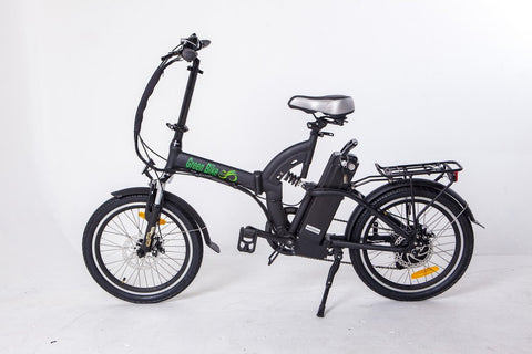 Green Bike USA GB3 350W Lithium Folding Aluminum Frame Electric Bike - Buy Online