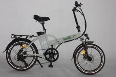 GREEN BIKE USA GB5 500 500W 48V 13Ah Lithium Powered Folding Electric Bike