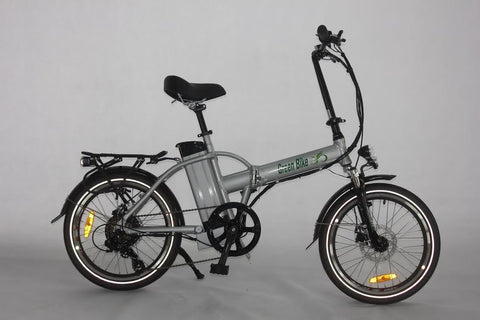 GREEN BIKE USA GB5 500 500W 48V 13Ah Lithium Powered Folding Electric Bike - Buy Online