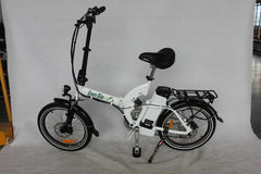 GREEN BIKE USA GB5 350W 36V Lithium Powered Folding Electric Bike