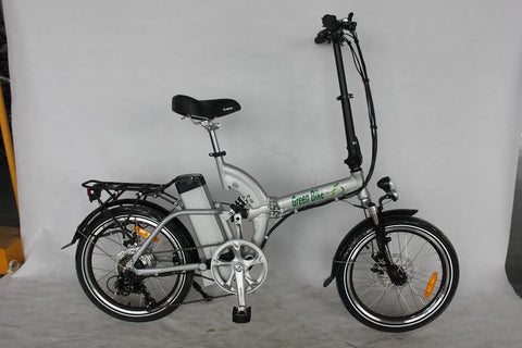 GREEN BIKE USA GB5 350W 36V Lithium Powered Folding Electric Bike - Buy Online