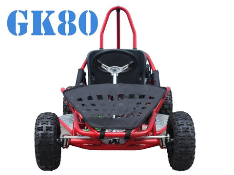 TaoTao USA GK80 80CC Kids Gas Go Kart, Dune Buggy - Buy Online