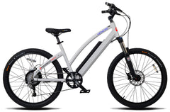 PRODECOTECH GENESIS RS V5 Rigid Frame 8 Speed Electric Bicycle - 600W - Buy Online