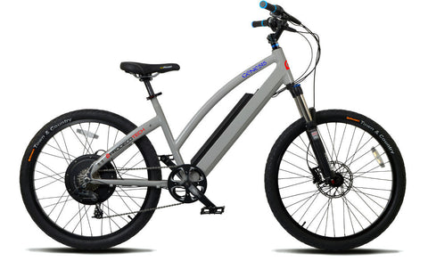 PRODECOTECH GENESIS V5 36V Rigid Frame 8 Speed Electric Bicycle - 600W - Buy Online