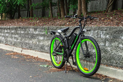 Big Cat Wild Cat (Ghost Rider) 500W 48V Lithium Powered Electric Bike