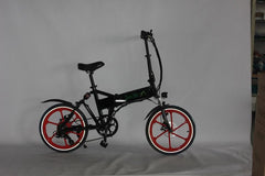 GREEN BIKE USA GB SMART Folding Samsung Lithium Powered Electric Bike