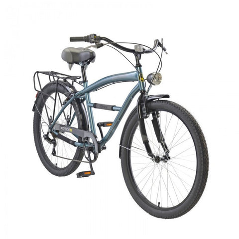 Body Glove Gunner 26.7 7 Speed Men's Cruiser Bicycle - Buy Online
