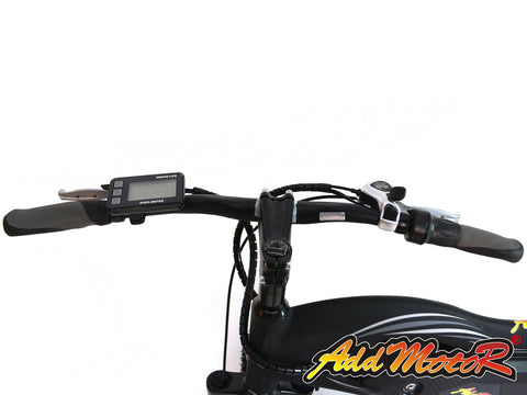Addmotor Hithot H2 Sport 500W 48V 10.4Ah Suspension Electric Bike - Buy Online