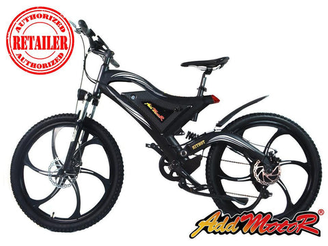 Addmotor Hithot H2 Sport 500W 48V 10.4Ah Magnesium Electric Bike