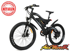 Addmotor Hithot H2 Sport 500W 48V 10.4Ah Suspension Electric Bike