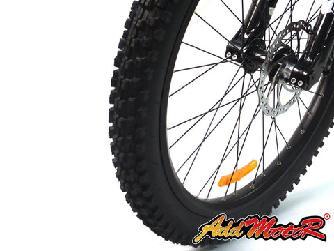 Addmotor Hithot H5 Sport 500W 48V Suspension Lithium Electric Bike - Buy Online
