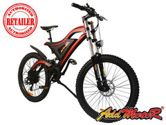 Addmotor Hithot H5 Sport 500W 48V Suspension Lithium Electric Bike