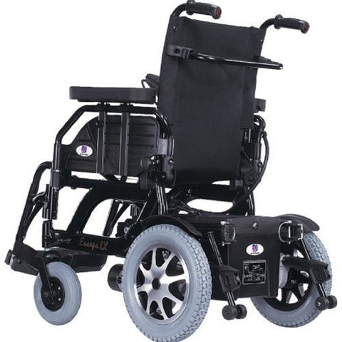 Heartway HW8 Escape LX Folding Electric Wheelchair - Buy Online