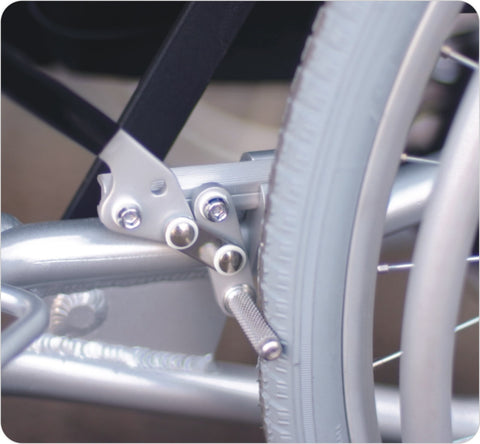 Heartway HW1 Spring Manual Wheelchair With Head Rest - Buy Online